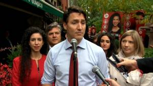 Federal Election 2019: Reconciliation with Indigenous peoples 'essential' to Canada's future: Trudeau