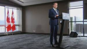 Andrew Scheer resigns as Conservative leader