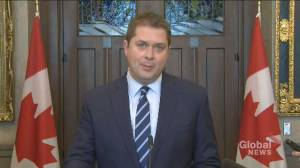Scheer says protesters behind blockades 'need to check their privilege'