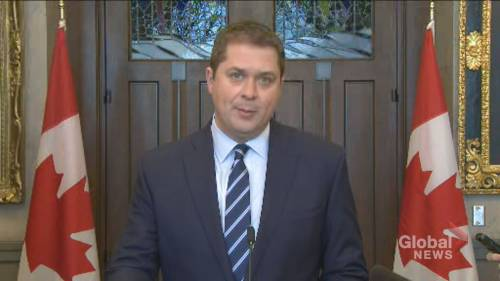 Scheer says protesters behind blockades 'need to check their privilege' | Watch News Videos Online