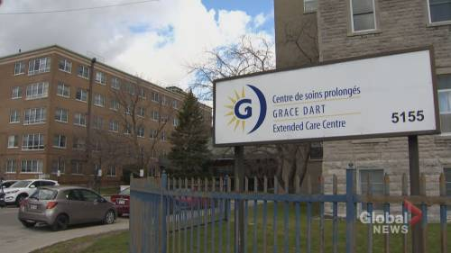 Coronavirus Situation In Quebec Long Term Care Homes Remains