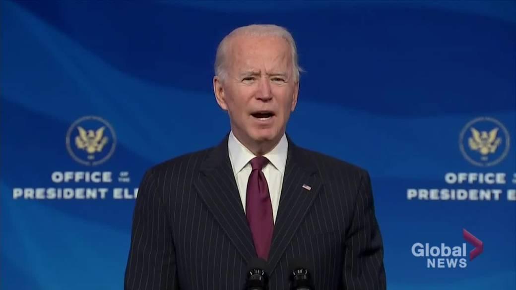 Click to watch video 'US Election: President-elect Joe Biden appoints Pete Buttigieg as Transportation Secretary'