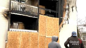Over 30 people displaced following fire in Moncton
