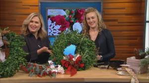 Festive floral arrangement ideas