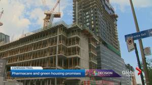 Green housing incentives promised on Day 15 of Federal Election Campaign