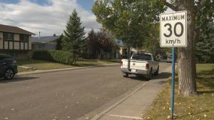 Calgary city council approves public engagement on speed limit reductions