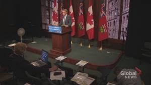 Loosened restrictions at Ontario LTC homes coming July 7 (02:30)