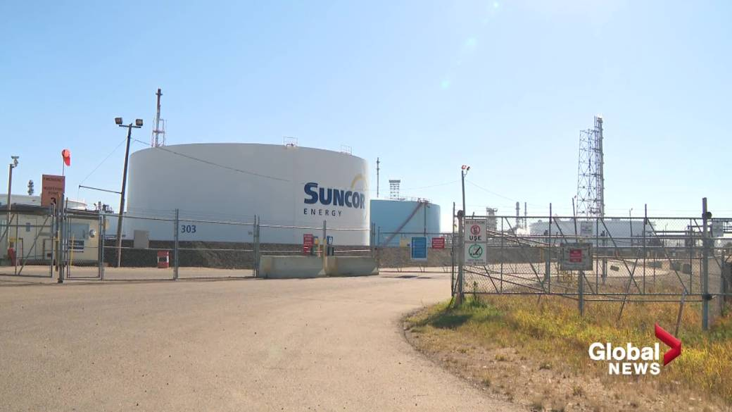Click to play video: 'Suncor Energy says it will cut 10 to 15 per cent of its workforce over next 18 months'