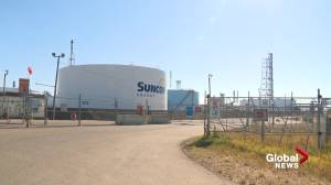 Suncor Energy says it will cut 10 to 15 per cent of its workforce over next 18 months (01:49)
