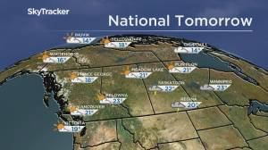 Edmonton weather forecast: Aug. 24