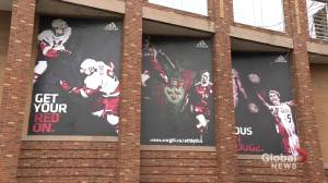 McGill University to rename men's varsity teams 'Redbirds' (01:59)