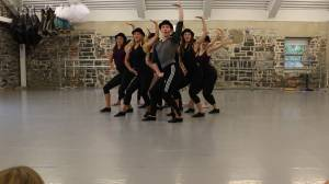 Kingston School of Dance previews their performance ahead of the Gord Downie Life and Legacy Benefit concert