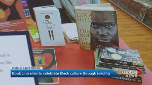Brampton book club fosters love of reading through Black-focused literature (03:09)