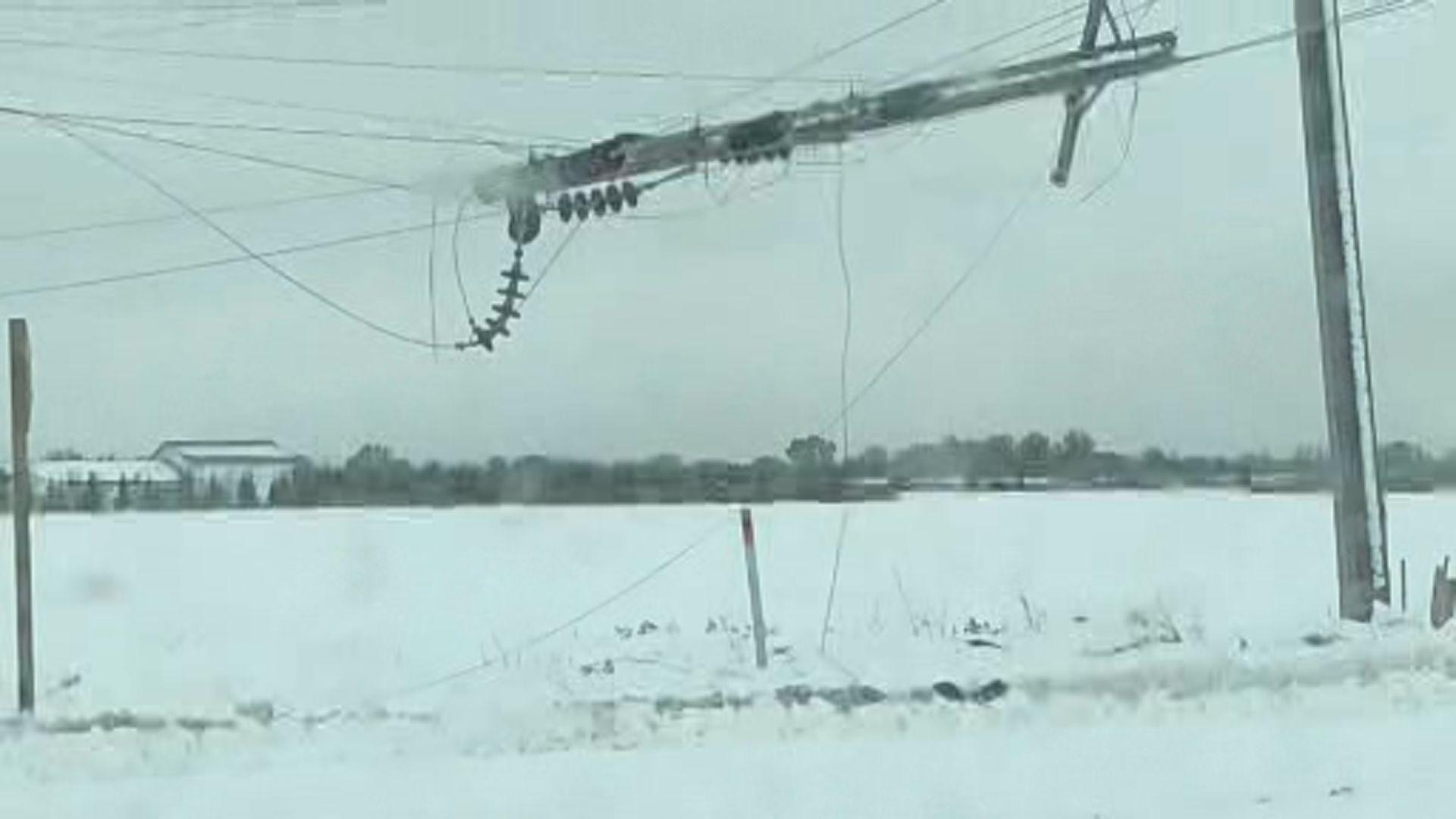 Bruce Owen on Manitoba Hydro and storm damage