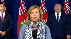 Coronavirus: 2nd COVID-19 wave will be 'more complicated,' health minister says (01:07)