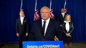 Coronavirus: Ford says he will clear up confusion over modified stage 2 closures (03:14)
