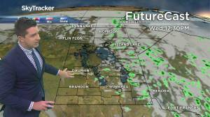 Heating up: Sept. 7 Manitoba weather outlook (01:41)