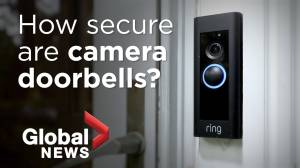 How secure are camera doorbells?