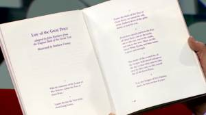 Studio Story Time: 'The Big Book for Peace' by Ann Durell and Marilyn Sachsby