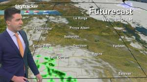 Showers for some regions: May 4 Saskatchewan weather outlook (02:32)