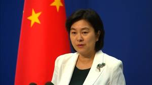 China questions Canada's announcement of sailing warship through Taiwan strait