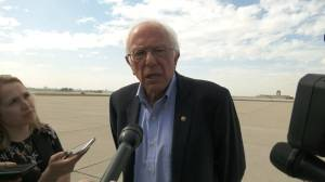 Sanders briefed by U.S. officials that Russia is trying to help his presidential campaign: 'Stay out of American elections'