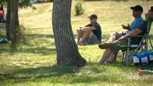 Lifting COVID-19 restrictions brings mixed emotions among Regina residents (01:39)
