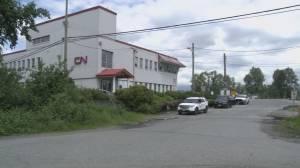 CN rail worker dies in Surrey train yard (00:20)