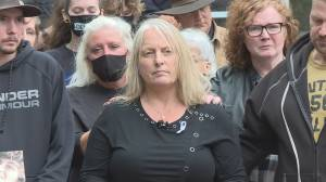 Mother reads powerful statement at Penticton, B.C., sentencing hearing (04:32)