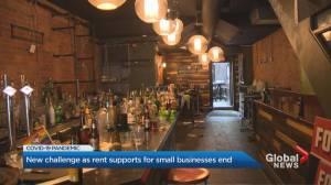 Coronavirus: Restaurants face more challenges as subsidies wind down (03:21)