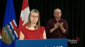 Alberta COVID-19 update: Sept. 11, 2020