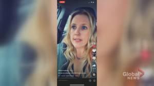 Toronto nurse elaborates on TikTok video making plea for public's help to stop COVID-19 (01:36)