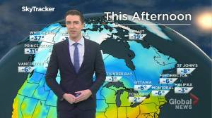 Saskatchewan weather outlook: Jan. 14