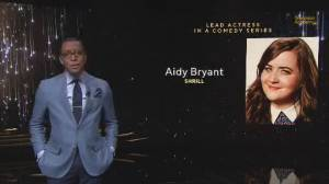 Emmy Awards 2021 nominees for lead actress in comedy series announced (00:38)