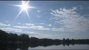 Peterborough Regional Weather Forecast June 4 (01:27)