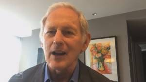 Checking in with actor Victor Garber