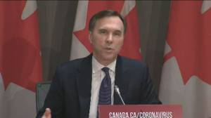 Coronavirus outbreak: Morneau says wage subsidy to be paid out in 2 to 5 weeks