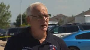 Texas school shooting: Arlington police say suspect in custody, 3 in hospital (03:18)