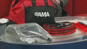 AMA urging drivers to plug in vehicle, have an emergency kit as deep freeze approaches