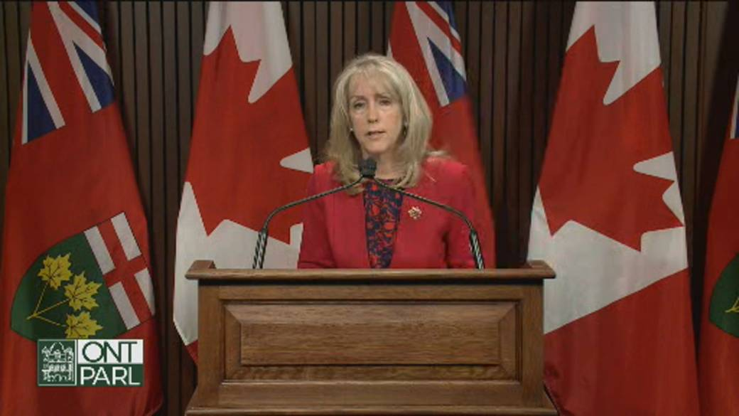 Click to play video: 'Ontario long-term care minister says what happened during COVID-19 was 'decades in the making''