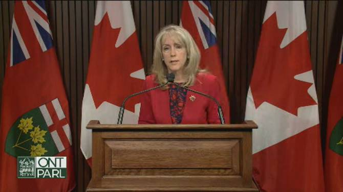 Click to play video: Ontario long-term care minister says what happened during COVID-19 was 'decades in the making'