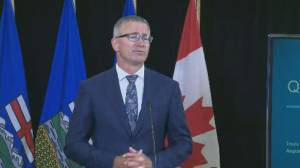 Alberta deficit deepens to record $24.2 billion (01:55)