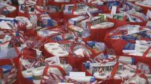 Holiday care package drive brings cheer to single moms and kids