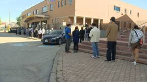 Canada Election: Voters head to the polls to cast their ballots (02:21)
