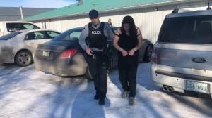 Sentencing hearing for Kindersley, Sask. mother guilty in death of newborn daughter starts (01:43)