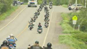 N.B. motorcycle enthusiasts say they won't be able to ride at all (02:17)
