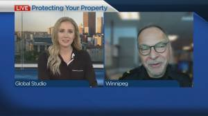 Winnipeg Police on protecting your property
