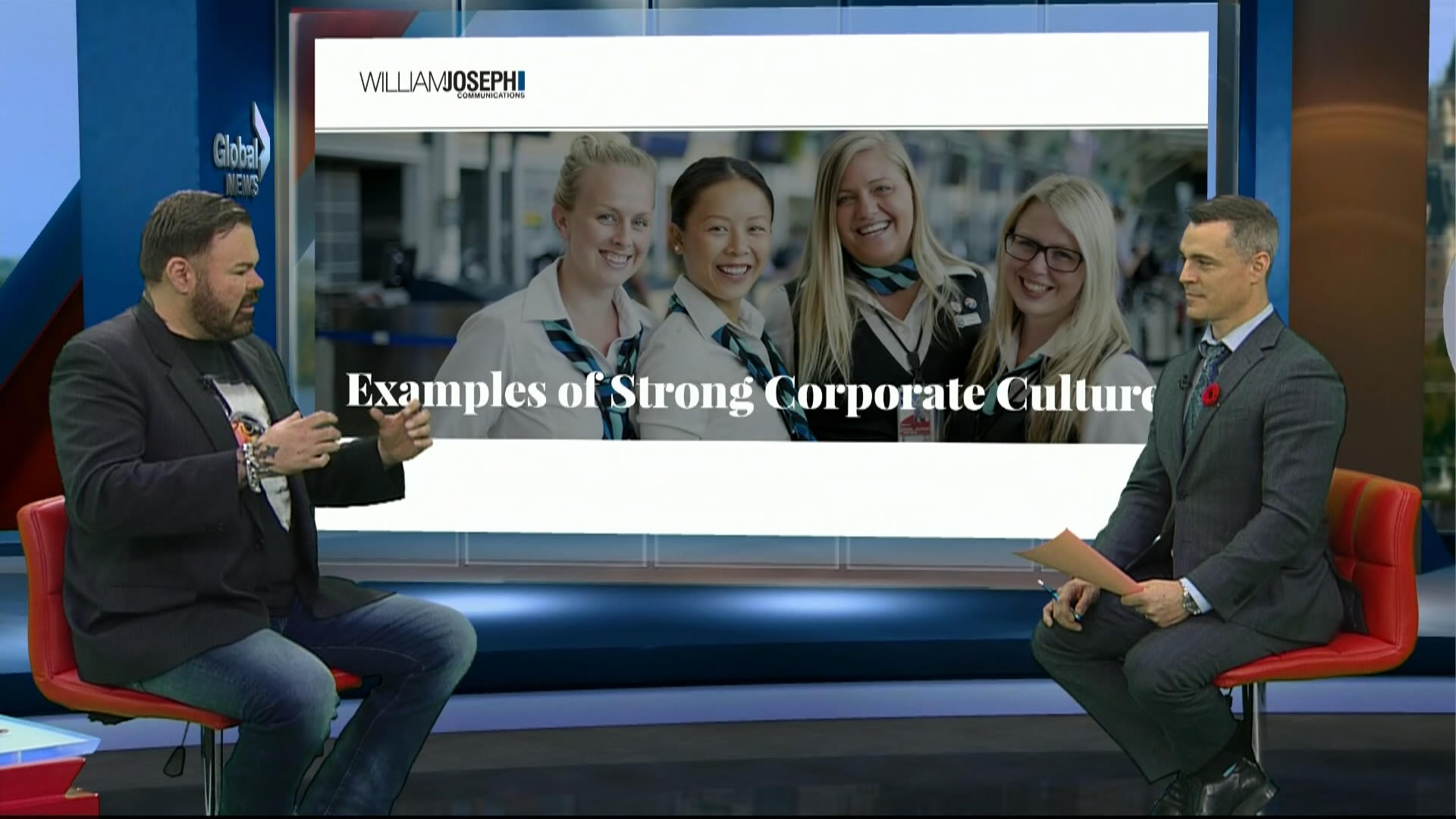 Promoting workplace culture through internal communications