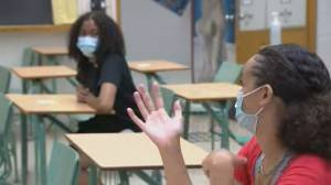 Growing dilemma for Ontario schools as COVID-19 cases surge (02:14)