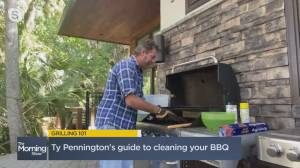 Ty Pennington's guide to cleaning your BBQ